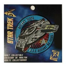 Fansets: Star Trek - Deep Space Nine U.S.S. Defiant NX-74205 Collectible Pin