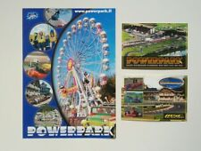 Freizeitpark - Powerpark - Prospektmaterial - 2005