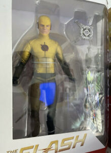 The Flash Action Figur Nr.3 Reverse Flash DC Collectibles