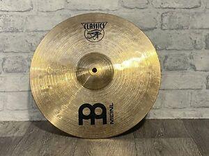 "Meinl Classics 16"" Powerful Crash Cymbal"
