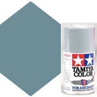 Tamiya AS-25 Dark Ghost Gray Lacquer Spray Paint 3 oz