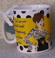Jumbo Coffee Mug Yes I Can Cook But Not Soon NEW 30 ounce cup with gift box