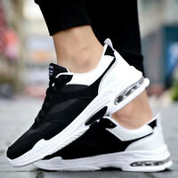 Mens Running Shoes Fashion Breathable Sneakers Tennis Gym Walking Outdoor Sports