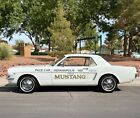 1965 Ford Mustang Indy 500 1964 1/2 Ford Mustang Coupe Indianapolis 500 Official Pace Car 260 V8 #s Matchin