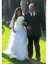 Oscar de la Renta Wedding Dress-REDUCED!!!!!!