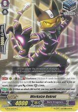 CARDFIGHT VANGUARD CARD: WERKATZE REKRUT - G-BT11/093EN C