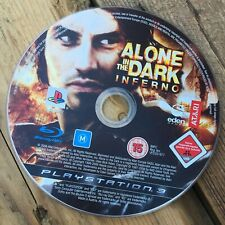 Alone in the Dark: Inferno (Sony Playstation 3) Video Game *DISC ONLY*