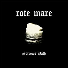 ROSSA MARE-Sorrows Path PE (NEW * da * DOOM METAL * importazione * Reverend Bizarre * S. Vitus)