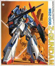 NEW BANDAI 1/60 MSZ-006 Zeta Gundam (Mobile Suit Z Gundam) Model Kit US Seller