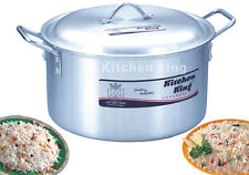 Kitchen King Saucepan Stockpot  Competent Casserole Available in Different Sizes
