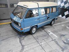VW Volkswagen Bus T3 Flachdach Camper Westfalia Joker Camping Schuco Metall 1:18