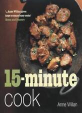 15-Minute Cook,Ann Willan, Sara Taylor