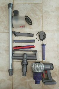 DYSON V6 Animal Cordless Vacuum SPARES REPAIR PARTS Stick Cleaner Tools Purple