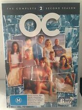 THE O.C - THE COMPLETE 2+3 SEASON (12 DISC SET) (R4-PAL-LIKE NEW) - DVD #730
