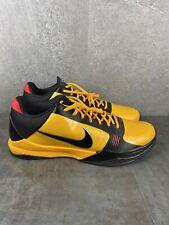 Size 18 - Nike Zoom Kobe 5 Protro Bruce Lee 2020 BNWB CD4991-700