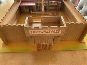 Fort cherokee wooden No80 Joystoys