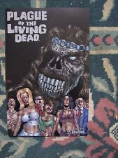 Plague Of The Living Dead  Special # 1  7 variant covers Brand new