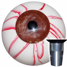Brown Eyeball Non Threaded Shift Knob Kit U.S. Made