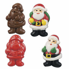 Santa Christmas Chocolate Candy Mold from Wilton 1031