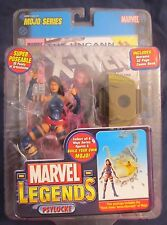 Marvel Legends Mojo Series Xmen Psylocke (with comic) Action Figure