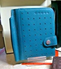 Personal Agenda Cross Limited Edition Full-grain Pebbled Kelly Green Leather