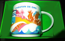 2017 STARBUCKS CAGAYAN DE ORO PHILIPPINES 14 OZ MUG You Are Here Collection sku