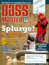 2006 Bassmaster Magazine: 463 Lures Bass Will Bite/5 Dos for Brown Bass/10 Stump