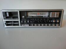 PIONEER KEX-33 Component Radio Cassette Car Stereo Headunit Retro 80s