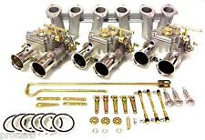 TRIPLE 45 DCOE HOLDEN 149-202 RED TORANA 6CYL CARB SUIT WEBER CARBY PACKAGE