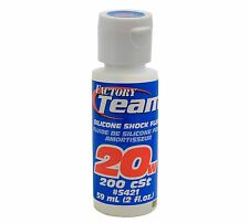 20 Weight Silicone Shock Oil 2 oz Team Associated ASC5421