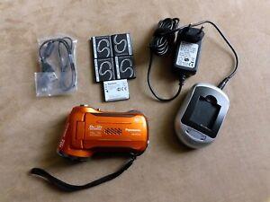 Panasonic HX-WA30 - Orange !!! Wie Neu !!!