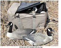 NEW Dakota Decoy 12250 X-Treme Canada Goose Floater 6 Hunting Decoy Carry Bag