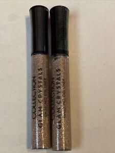 Eyeliner Glam Crystals X2 FUNK 03 , Gold gel Liner, Collection