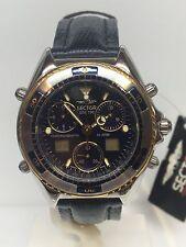 Orologio SECTOR SGE 700 SwissMade Chrono 41mm 460€ Vintage Scontatissimo Nuovo