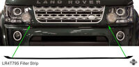 Front Bumper grille filler strip Land Rover Discovery 4 facelift conversion 2014