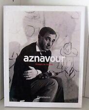 MUSIQUE - PHOTOGRAPHIE / AZNAVOUR : IMAGES DE MA VIE - FLAMMARION - NEUF EMBALLE