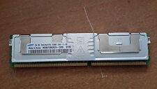 Samsung M395T2953EZ4-CE65 1GB (1x 1GB) DDR2 ECC RAM PC2-5300F 667 Server Memory
