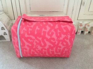 ⭐️SOAP AND & GLORY⭐️BIG VANITY COSMETIC TRAVEL WEEKEND BAG CASE⭐️