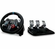 Logitech Driving Force G29 PlayStation and PC Racing Wheel and Pedals