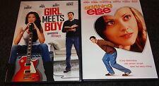 GIRL MEETS BOY & ANYTHING ELSE-2 movies-BEN SAVAGE, JASON BIGGS, CHRISTINA RICCI