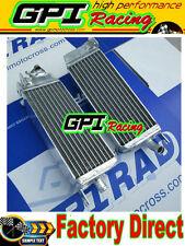 GPI RH&LH SUZUKI RM250 RM 250 1986 1987 86 87 aluminum radiator