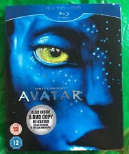Avatar Blu Ray & DVD Set