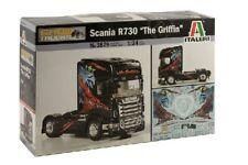 Italeri 3879 SCANIA R730 The Griffin 1 24