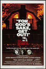 AMITYVILLE HORROR - 1979 - orig 27x41 movie poster - JAMES BROLIN, MARGOT KIDDER