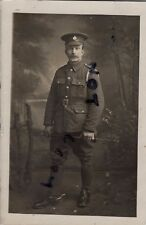 WW1 Soldier Pte AVC Army Veterinary Corps