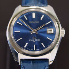 [YH] VINTAGE GRAND SEIKO GS 6145-8000 AUTOMATIC DATE DRESS MEN'S WATCH