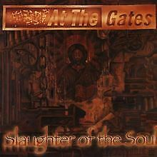 Slaughter Of The Soul von At The Gates   CD   Zustand gut
