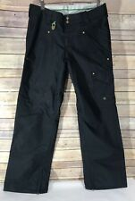 Volcom Snowboard Ski Pants Black Size: Small