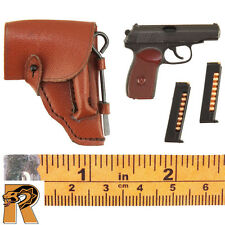 Natalia Russian Airborne - Makarov Pistol Set - 1/6 Scale Damtoys Action Figures