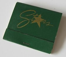 Matchbook Cover From Star Restaurant (Closed), San Francisco, 1990's